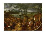 The Gloomy Day (Early Sprin)  1565