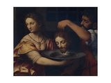Salome Receives the Head of John the Baptist