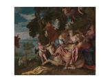 The Rape of Europa  C 1570