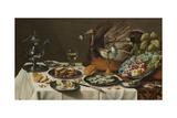 Still Life with Turkey Pie  1627