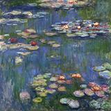 Nymphéas, 1916 Giclée par Claude Monet