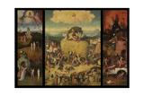 The Haywain (Triptyc)  C 1516