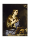 The Repentant Magdalen  1648