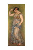 Dancing Girl with Castanets  1909