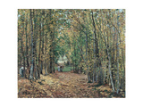 The Woods at Marly  1871