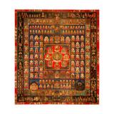 Garbhadhatu Mandala  8th-9th Century