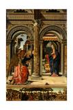 The Annunciation  1470-1472