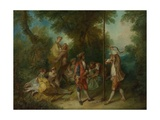The Four Ages of Man: Maturity  Ca 1735