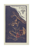 Te Faruru (Here We Make Lov) from the Series Noa Noa  1893-1894