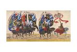 The German Princes  Ca 1515