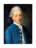 Portrait of a Young Man (Wolfgang Amadeus Mozar)  1772
