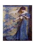 The Mirror  C 1910
