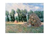 Haystacks  1885