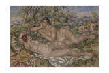 The Bathers  1918-1919