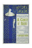 Avenue Theater  a Comedy of Sighs!  1894