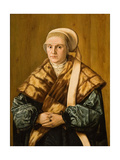 Portrait of a Woman  1529