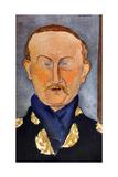 Portrait of the Painter Léon Bakst (1866-192)  1917