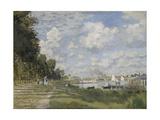 Le Bassin D'Argenteuil  1872