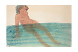 Bathing Woman  C1901-1902