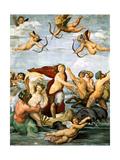 Triumph of Galatea  C 1512
