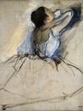 Dancer, C. 1874 Giclée par Edgar Degas