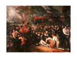 The Death of Nelson  1806