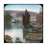 Looe  from the Quay  Cornwall  Late 19th or Early 20th Century