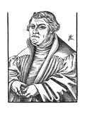 Martin Luthor German Protestant Reformer  1546
