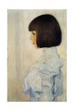 Portrait of Helene Klimt, 1898 Reproduction d'art par Gustav Klimt