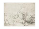 The Large Lion Hunt  1641