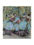 Three Dancers (Trois Danseuse)  C 1903