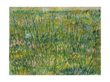 Patch of Grass Giclée par Vincent Van Gogh
