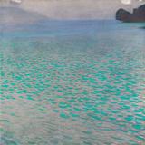 Lake Attersee, 1901 Giclée par Gustav Klimt