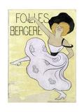 Folies Bergères, 1900 Giclée par Leonetto Cappiello