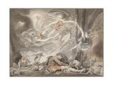 The Shepherd's Dream  1786