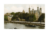 The Tower of London  Early 20th Century
