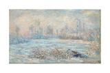 Frost, 1880 Giclée par Claude Monet