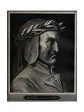 Dante Alighieri (1265-132)  1860