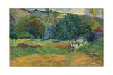 The Valley (Le Vallo)  1892