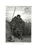 Shepherd of Alava  Spain  1886