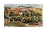 Landscape in Provence  C 1900