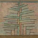 Pine Tree, 1932 Giclée par Paul Klee