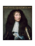 Louis XIV  King of France (1638-171)