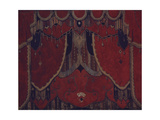 Design of Main Curtain for the Theatre Play the Masquerade by M Lermontov  1917