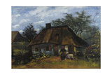 Farmhouse in Nuenen (La Chaumièr)