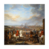 The Battle of Fontenoy  11 May 1745