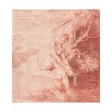 Diana Bathing  C 1716