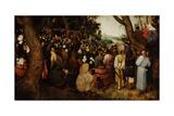 The Sermon of Saint John the Baptist
