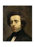 Portrait of Frédéric Chopin