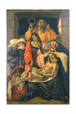The Lamentation over the Dead Christ  1495-1500